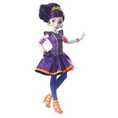 Disney Descendants Neon Lights Feature Mal Isle of the Lost, Multicolor Disney Descendants Dolls, Disney Descendants 2, Disney Dolls, Cute Disney, Disney Style, Light Up Dresses, Twilight Sparkle Equestria Girl, Best Christmas Toys, Isle Of The Lost