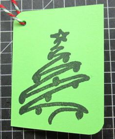 Gift Tags, Stamps, Christmas Tree, Gifts, Character, Seals, Teal Christmas Tree, Presents, Xmas Trees
