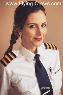 Female Pilot from All Over - Beauty - Women in Uniform Female Pilot, Female Soldier, Qantas Airlines, Flight Girls, Amazing Women, Beautiful Women, Airline Pilot, Air New Zealand, Cabin Crew