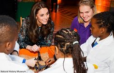 We're back earlier than expected today with news of an embargoed engagement carried out by the Duchess of Cambridge today.      Kate spent t...