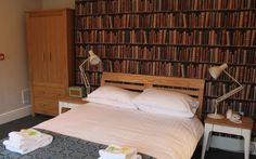 Gladstone's Library: The hotel where you can sleep with books http://www.telegraph.co.uk/travel/destinations/europe/united-kingdom/wales/articles/gladstones-library-the-hotel-where-you-can-sleep-with-books/