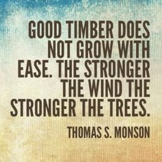 """Of course I had to include this one! I remember after President Thomas S Monson shared this poem in his talk """"I Will Not Fail Thee, nor For. Lds Quotes, Uplifting Quotes, Quotable Quotes, Great Quotes, Motivational Quotes, Gospel Quotes, Qoutes, Wisdom Quotes, 2015 Quotes"""
