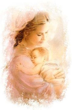 I look at this and see Jesus and Mother Mary :) Madonna Und Kind, Madonna And Child, Lady Madonna, Mother Photos, Mother Images, Baby Images, Blessed Mother Mary, Blessed Virgin Mary, Catholic Art
