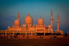 Sheikh Zayed Mosque (Abu Dhabi, United Arab Emirates)
