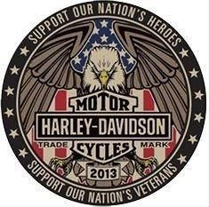 Support of our veterans. Harley-Davidson of Long Branch www.hdlongbranch.com