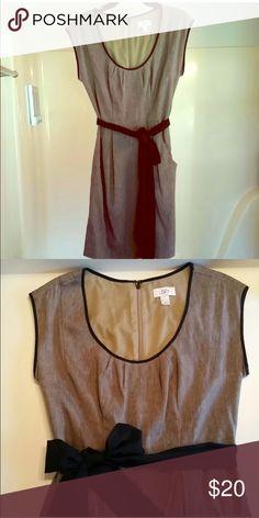 Loft dress Worn once. Freshly dry cleaned LOFT Dresses