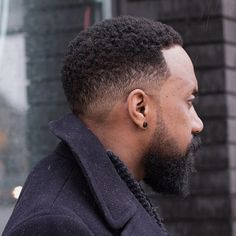 Finding The Best Short Haircuts For Men Black Hair Cuts, Curly Hair Cuts, Short Hair Cuts, Short Hair Styles, Fade Styles, Black Boys Haircuts, Black Men Hairstyles, Haircuts For Men, Men's Hairstyles