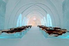 Icehotell in Jukkasjärvi Sweden