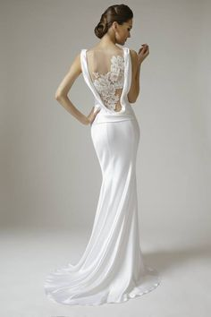 Wedding Dresses Interesting Backs 80