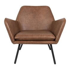 Leather Chair With Ottoman Restaurant Vintage, Vintage Cafe, Restaurant Tables, Comfortable Living Room Chairs, Comfortable Office Chair, Adirondack Chair Cushions, Upholstered Swivel Chairs, Leather Chair With Ottoman, Leather Dining Room Chairs
