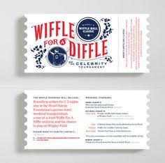 Celebrity Tickets — Designed at Leo Burnett DOD