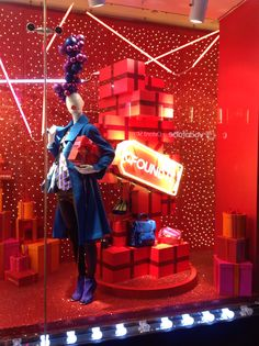 (A través de CASA REINAL) >>>>  Christmas at Debenhams 2014