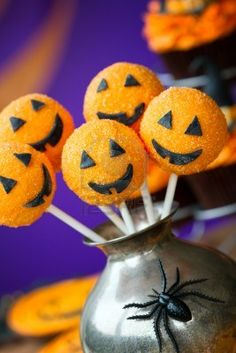 Halloween Lollipop Inspiration!!!