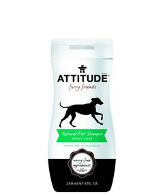 Attitude cat Shampoo Shiny Coat Coco-Lime 8 fl oz ** Remarkable product available now. : Cat Grooming