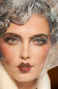 Marie Antoinette Meets 20s Noir?