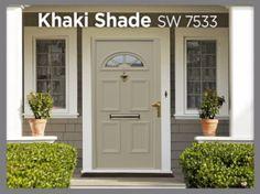 Studio 5 - Front Door Color Guide