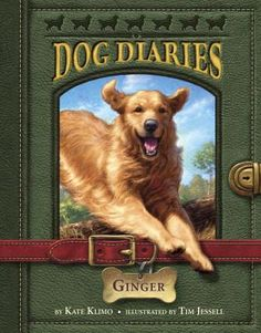 """Born in a puppy mill, Ginger the golden retriever looks back on her life and the various people who have """"owned"""" her. Abruptly separated from her mother, littermates, and the wire cage that was her whole world, Ginger is shuttled from one harrowing situation to another until she finally escapes, living as an outlaw with a pack of wild dogs. But freedom doesn't feel so good once she becomes hungry and cold and sick. Will Ginger ever find a furever family to call her own? (Dog Diaries)"""