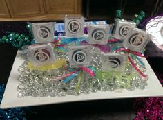 Baked eye trios from the Mary Kay @ Play collection. Awesome holiday gift idea!