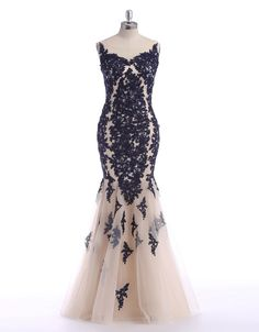 Mermaid Long Formal Dresses Long Evening Gowns Latest Evening Gown Designs Real Picture Prom Dresses Abendkleider Long 2015