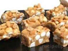Yum... Id Pinch That! | Salted Nut Roll Bars
