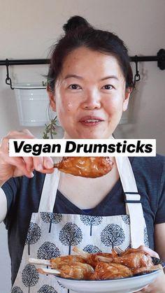 Vegan Snacks, Vegan Recipes, Vegan Meals, Vegan Meat Substitutes, Vegan Vegetarian, Vegan Food, Rabbit Food, Just Cooking, Vegan Options