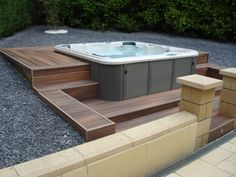 Discover recipes, home ideas, style inspiration and other ideas to try. Hot Tub Gazebo, Hot Tub Backyard, Hot Tub Garden, Backyard Privacy, Outdoor Spa, Jacuzzi Outdoor, Pool House Designs, Backyard Pool Designs, Backyard Projects