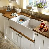 $999.99 fireclay sink design    Like, repin, share! :)