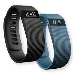 Fitbit Charge - Aktivitäts-Tracker, Schlaf-Tracker und Smart-Watch - Aktivitäts- und Schlaf-Tracker mit Smart-Watch Funktion