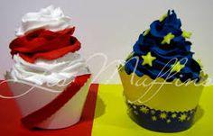 Resultado de imagen para river cumpleaños ideas Cupcakes, Candy, Desserts, Ideas, Amor, Football Soccer, Tailgate Desserts, Cupcake, Deserts
