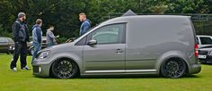 Vw Caddy Airride
