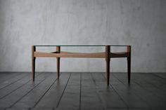 欲しいもの Glass sofa tableW1000 D500 H400 110,000円(税込118,800円)(受注生産品)
