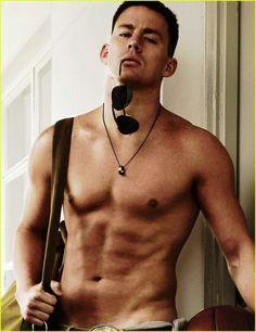 Oh, Channing Tatum.