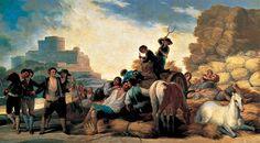 La era ou el Verano by Francisco de Goya, 1786-87. Museu del Prado.
