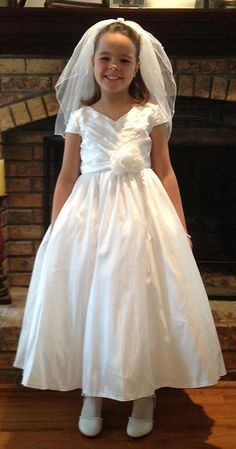 "First Holy Communion Dresses   ""AVA"""
