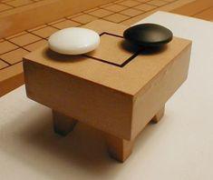 small board go baduk game Baduk Game, Go Board, Hikaru No Go, Board Game Design, Picture Source, Table Games, 2nd Floor, Merlin, Board Games
