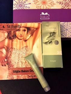 Hayat Reçeli: Kozmetik, Makyaj, Bakım ve  Kadın Bloğu: St-Herb Nano Göğüs Kremi