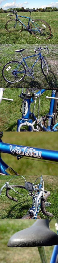Sold Vtg 1970's SCHWINN VARSITY 10 Speed Men's Blue Road Bike Local Pick Up Onl