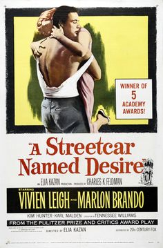Blanche in A Streetcar Named Desire - easily the best role out there.