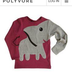 Elephant crew sweatshirt!