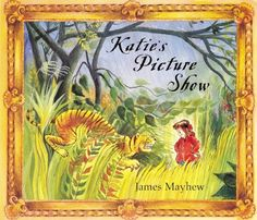 Image result for katie and the art gallery