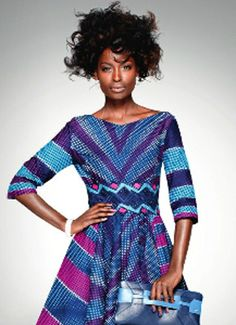 I Wear African obsession!