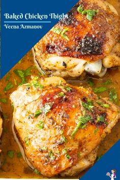 Duck Recipes, Turkey Recipes, Dinner Recipes, Great Chicken Recipes, Grilled Chicken Recipes, Easy Salads, Easy Meals, Honey Mustard Chicken Baked, Easy Baked Chicken Thighs