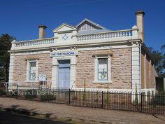 Masonic Hall - Kapunda, SA - 1914~