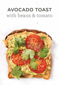 We're loving these HEALTHY Avocado Toast recipes! With four different avocado toast ideas, there's something for everyone! Plus these recipes take less than 5 minutes to make, are packed with healthy fats and taste amazing!! #avocadotoast #breakfasttoast #toastrecipe