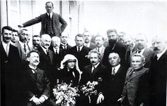 Feb 8, 1923 - Einstein named Tel Aviv's first honorary citizen