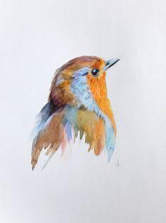 Robin by Denise Laurent