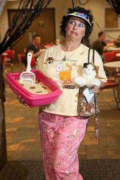 image result for crazy cat lady halloween costume ideas