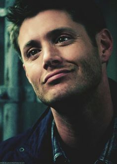 This is officially my favorite picture of Dean