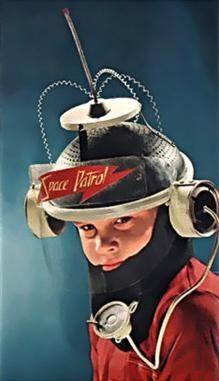 Captain Astro Wrist Flashlight ( Retro / Vintage toy ...