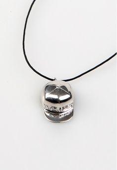 cap silver  #charm #vagrancylifestyle